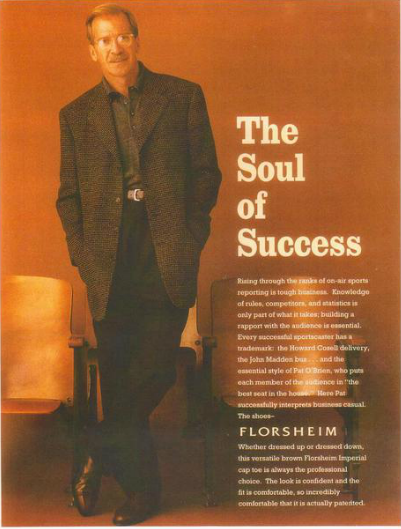Esquire Magazine – Pat O'Brien