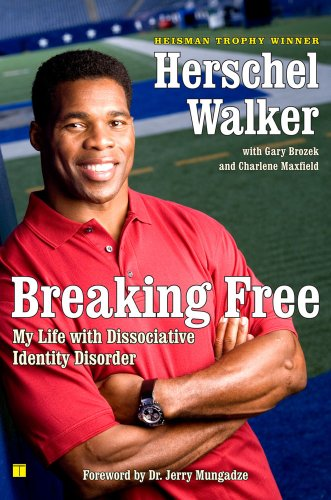 Herschel Walker Book Cover – Danny Turner Photography